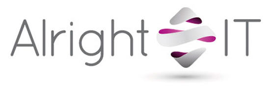 Alright-IT Retina Logo