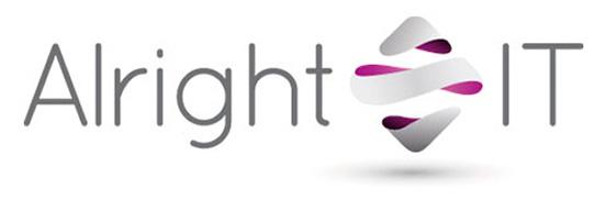 Alright-IT Retina Logo
